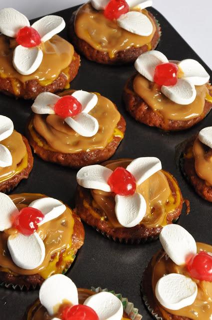 Muffiny zananasem