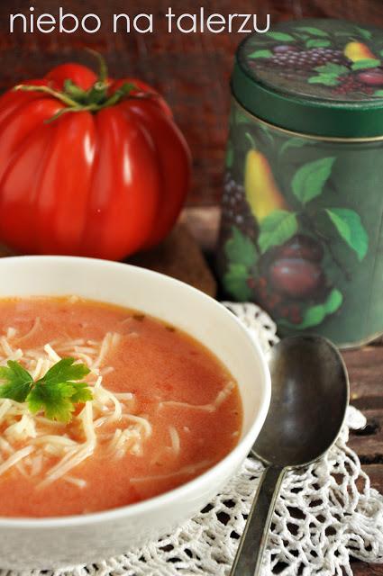 Jak zrobić najlepszą zupę pomidorową