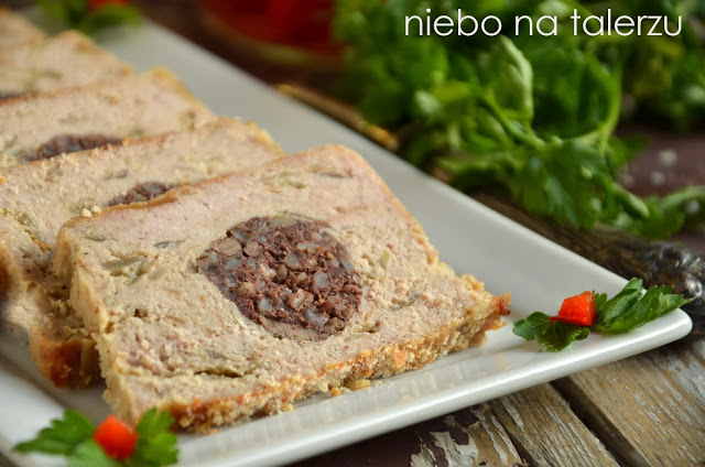 Pieczeń zmielonego mięsa