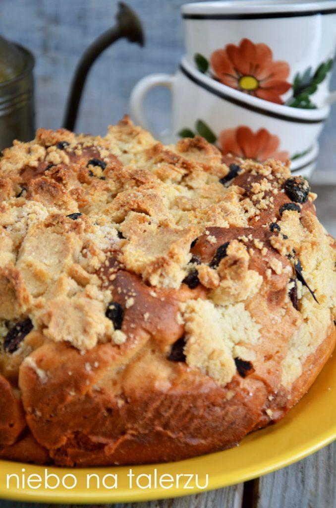 Drożdżowe ciasto