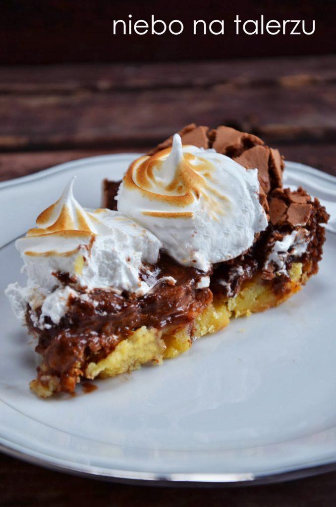 Bardzo dobra tarta czekoladowa