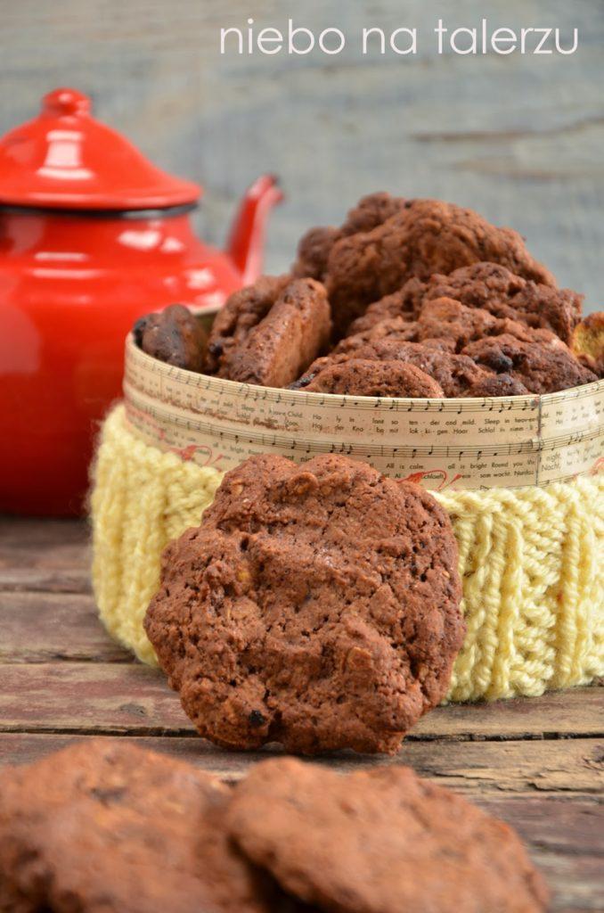 Łatwe ciasteczka owsiane
