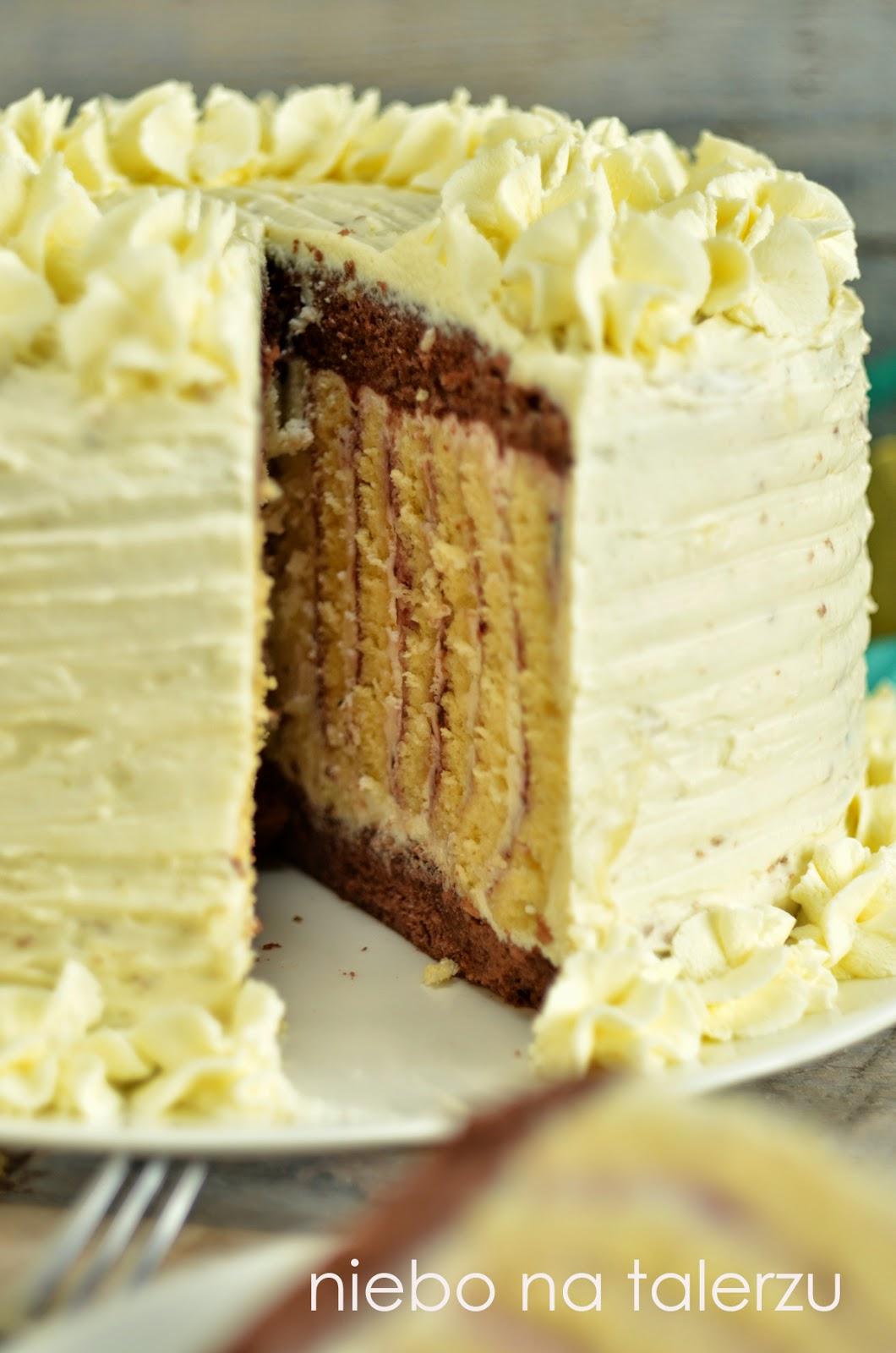 Ciasta Na Wielkanoc Niebo Na Talerzu