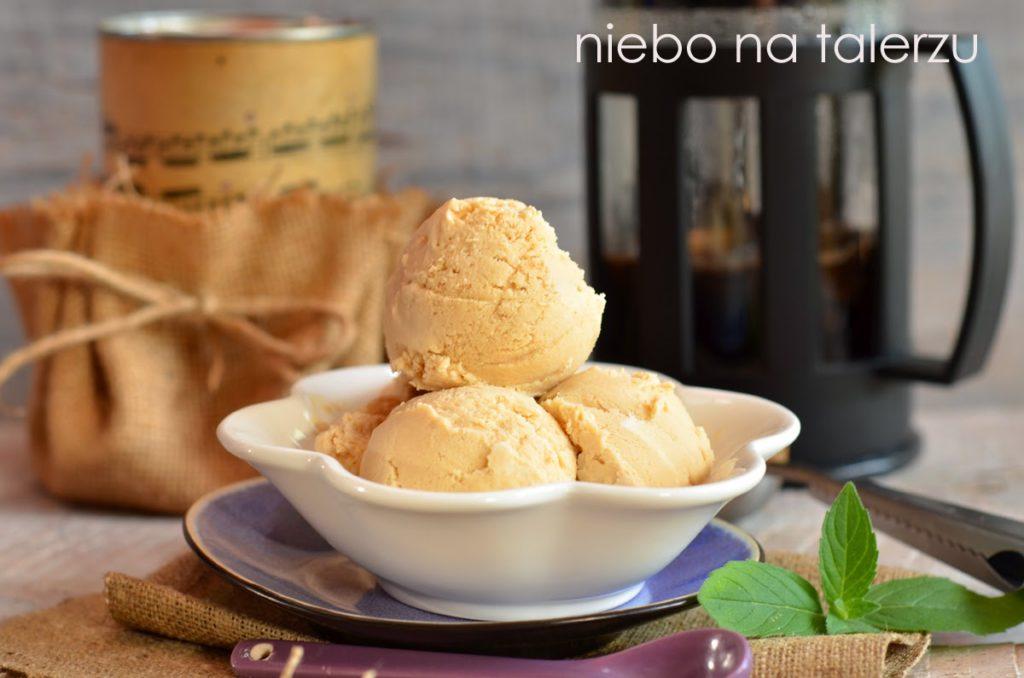 domowe lody kawowe