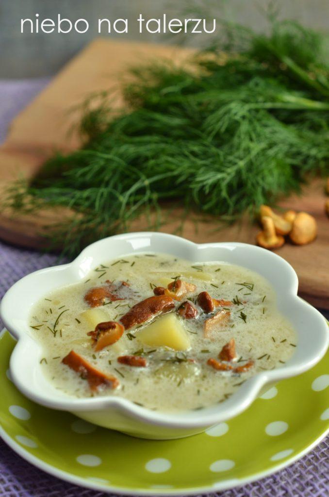 Zupa zkurek
