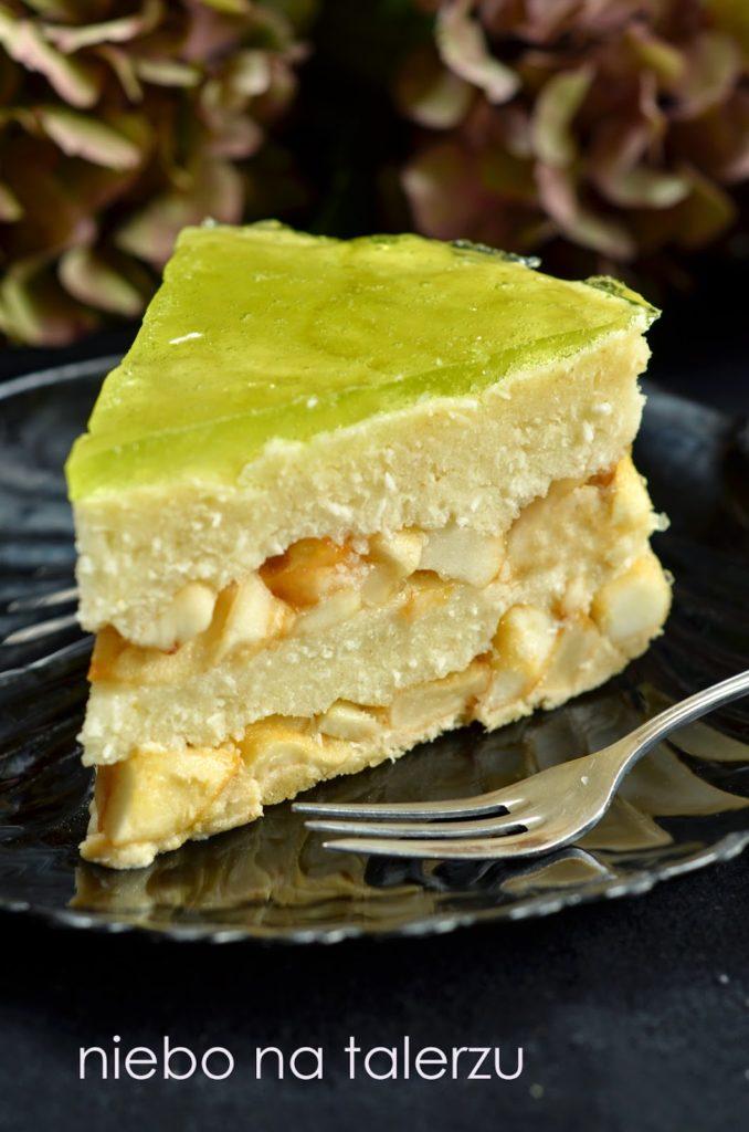 Ciasto zjabłkami