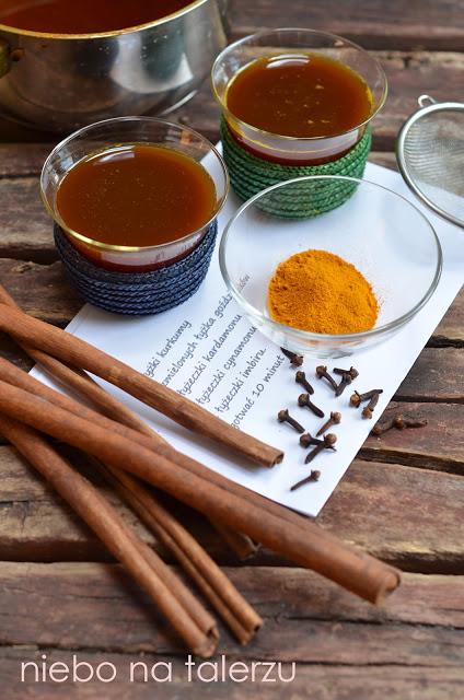 herbatka rozgrzewająca