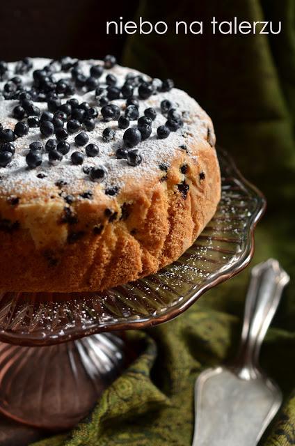 ciasto zjagodami