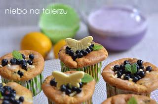 muffinki jaglane zjagodami