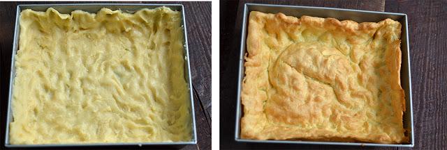 ciasto zdobrym kremem