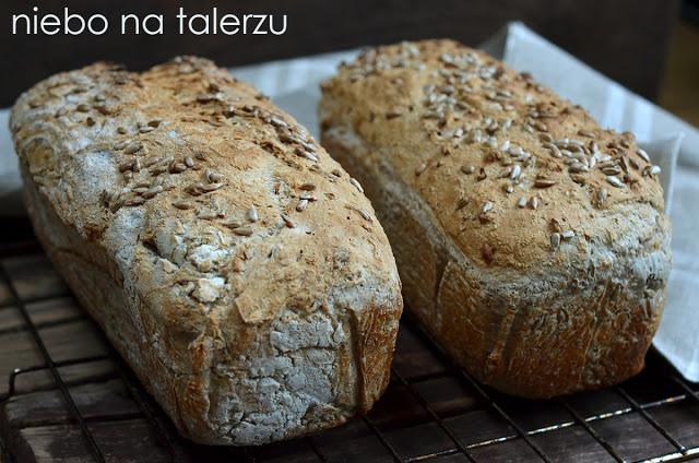 łatwy chleb nazakwasie