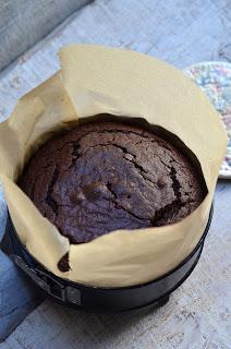czekoladowe ciasto missisipi mud cake