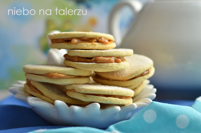 ciasteczka alfajores