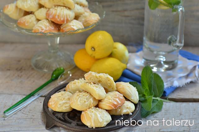 łatwe ciasteczka cytrynowe