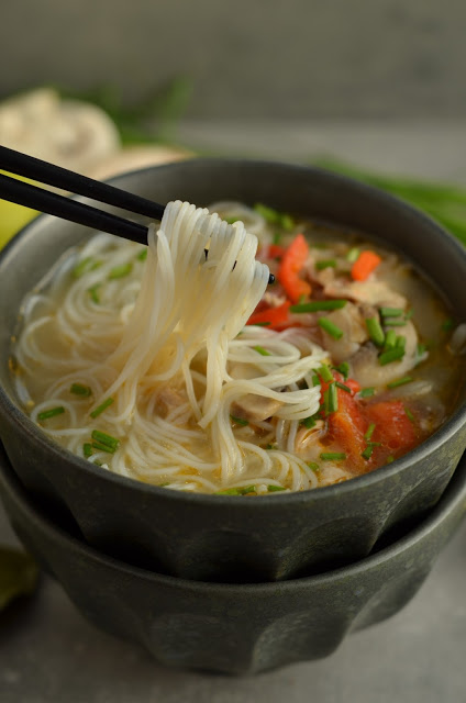 tajska zupa