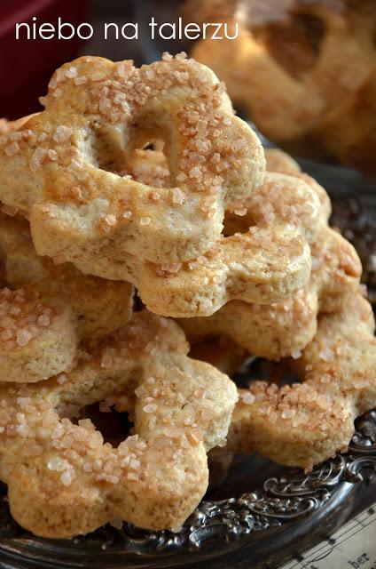 pyszne ciasteczka cynamonowe