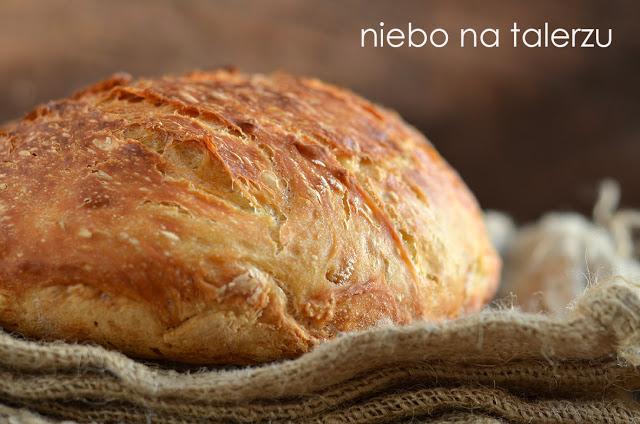 łatwy chleb bezzagniatania
