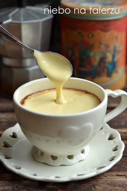kawa zkoglem moglem