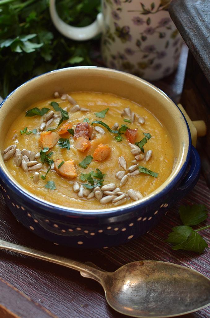 zupa krem zdyni isoczewicy