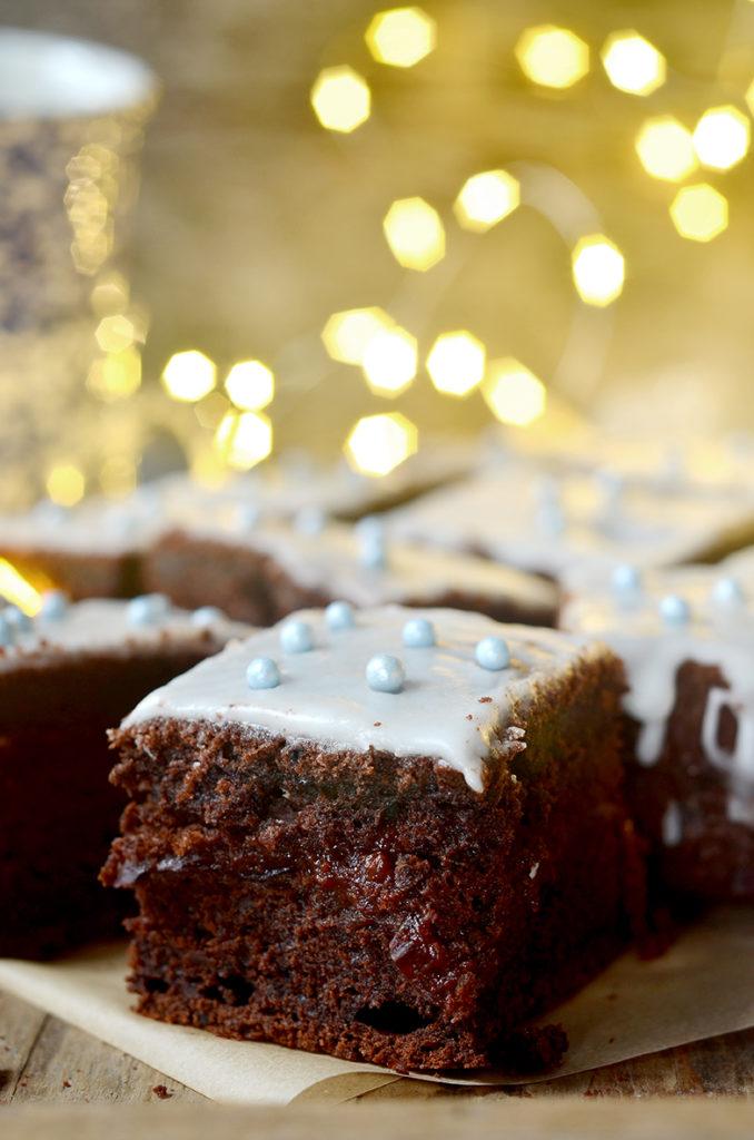 proste ciasto piernikowe