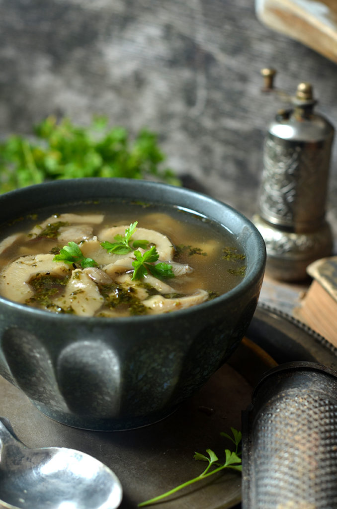 zupa zboczniaków