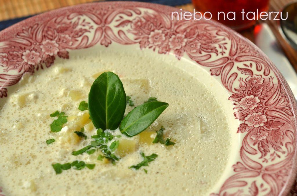 Łatwa ipyszna zupa