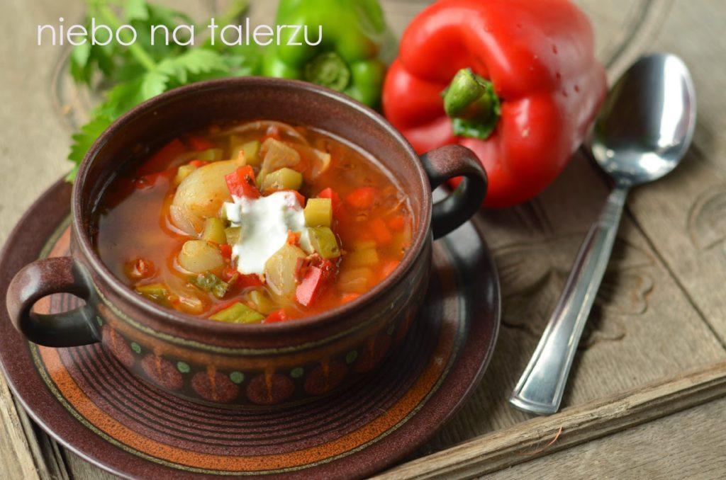 Zupa węgierska