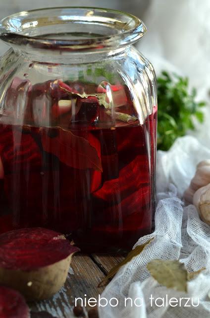 domowy zakwas nabarszcz czerwony