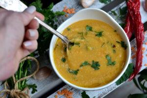 zupa z soczewicy