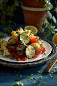 Bardzo dobre pieczone warzywa
