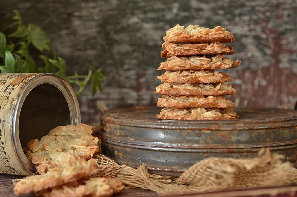 najłatwiejsze ciasteczka migdałowe