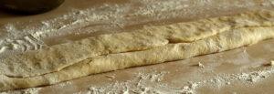 puszyste drożdżówki z serem