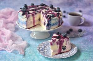 jogurtowy sernik na zimno