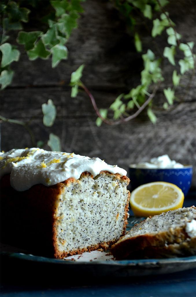 ciasto cytrynowe zmakiem