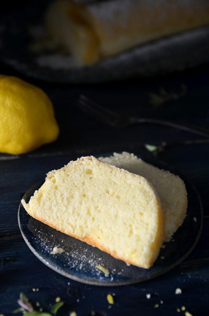 łatwe ciasto cytrynowe
