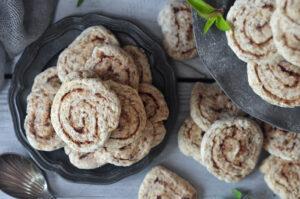 łatwe ciasteczka cynamonowe
