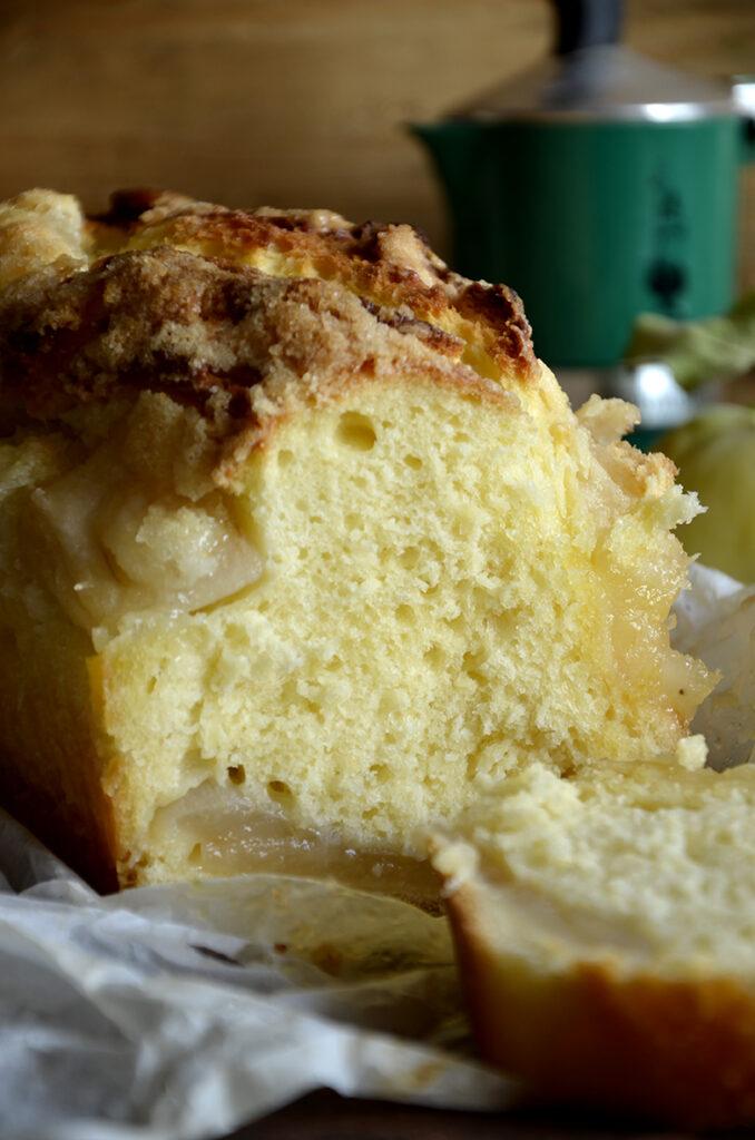 proste ciasto drożdżowe zjabłkami