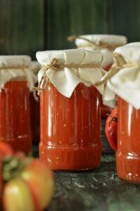 najłatwiejszy przecier pomidorowy