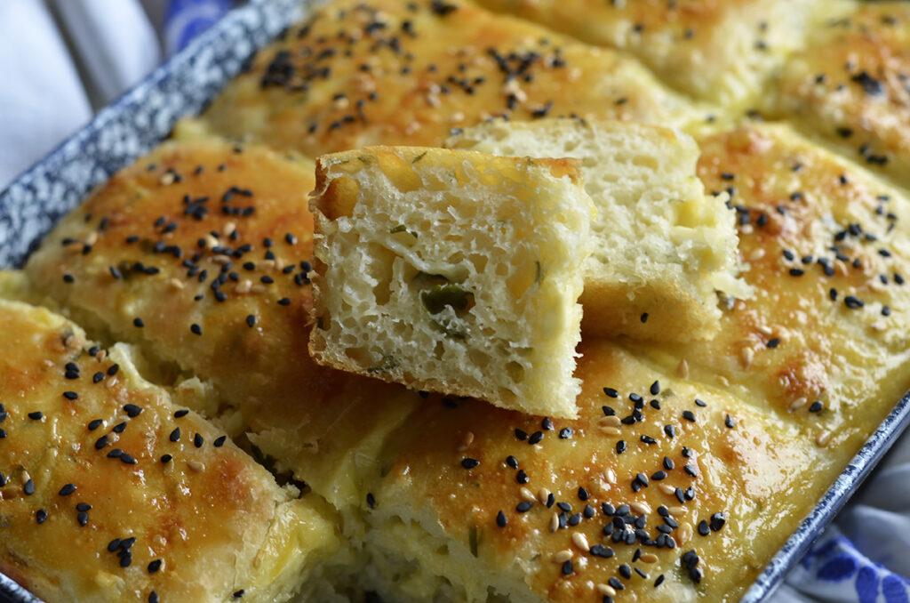 prosty chlebek ziemniaczany
