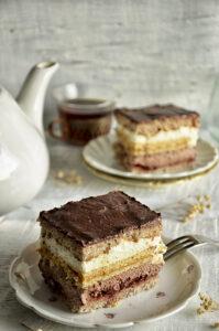 ciasto krówka kakaowa