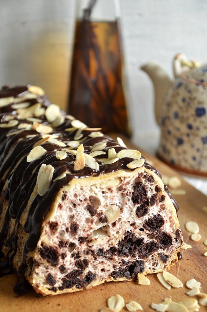 ciasto nabiałkach