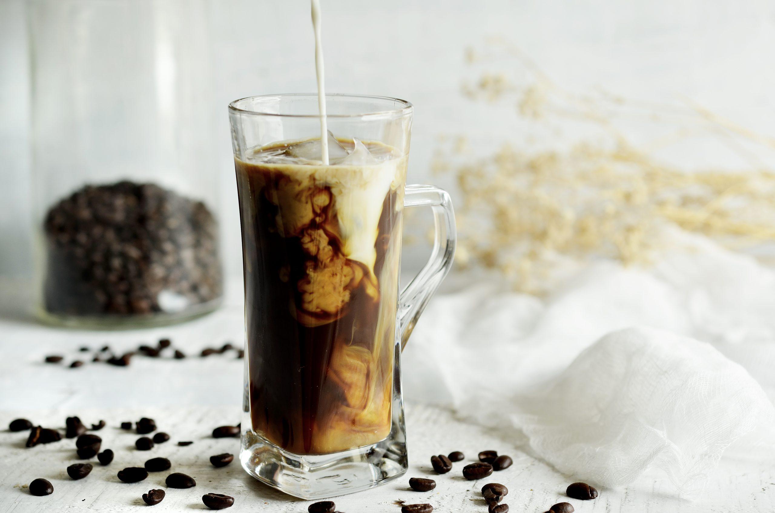 kawa parzona na zimno - cold-brew