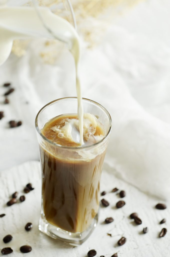 kawa parzona nazimno cold brew